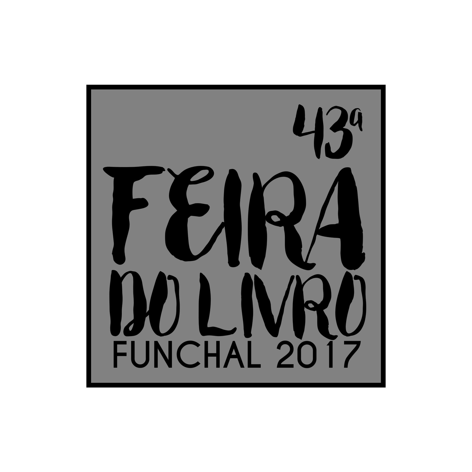 43ª Feira do Livro da Madeira 2017